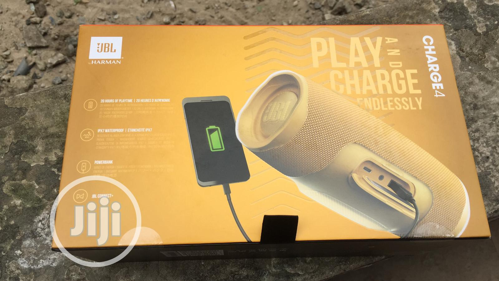 JBL Charge 4 Speaker. | Audio & Music Equipment for sale in Uvwie, Delta State, Nigeria