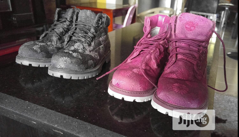 Original Kiddies Timberland Boots
