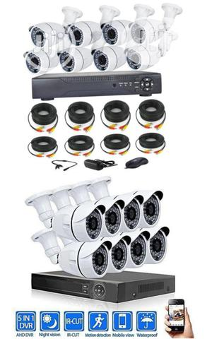 HD CCTV Kit (AHD) With Remote View 8 Channel   Security & Surveillance for sale in Lagos State, Ojo