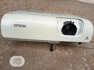 Super Sharp And Bright Epson Projector | TV & DVD Equipment for sale in Abuja (FCT) State, Kurudu