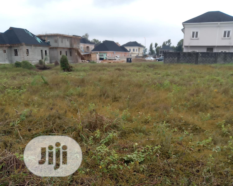 Archive: A Plot Of Land In Mayfair Gardens Estate Awoyaya