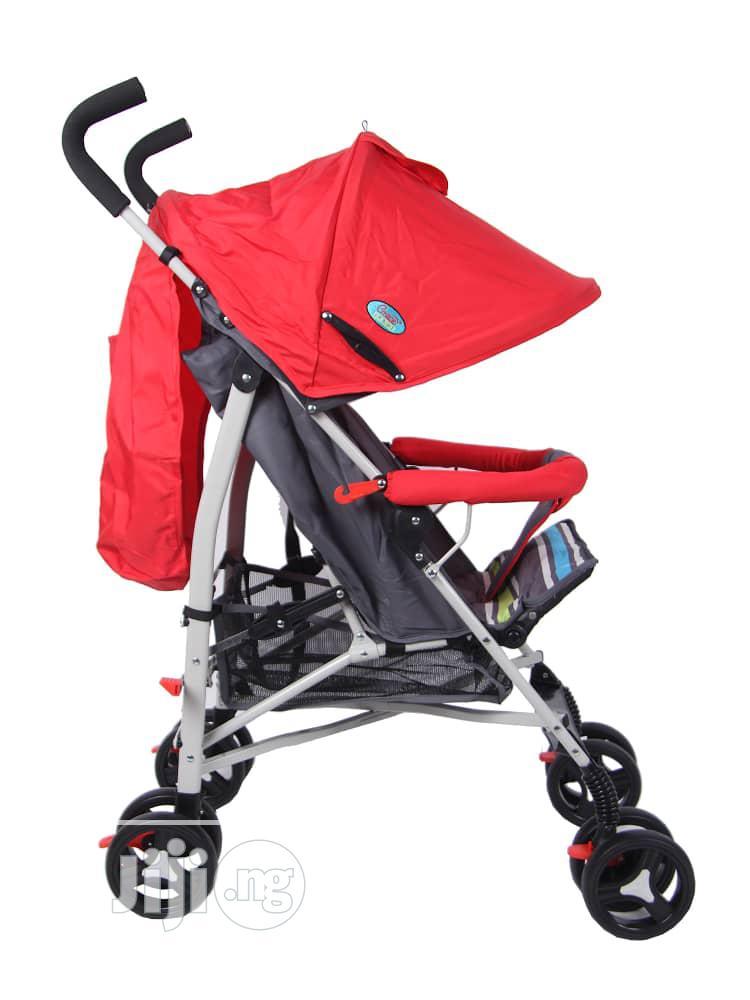 Graceland Baby Travel Stroller - Red | Prams & Strollers for sale in Surulere, Lagos State, Nigeria