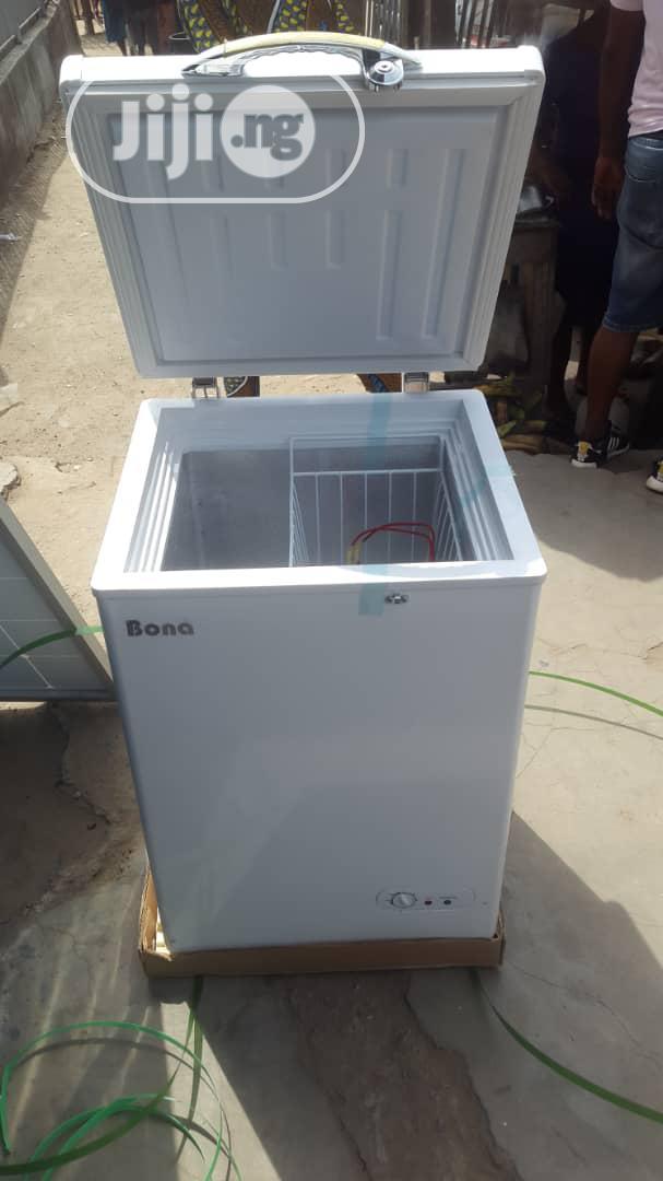 100L Solar Freezer