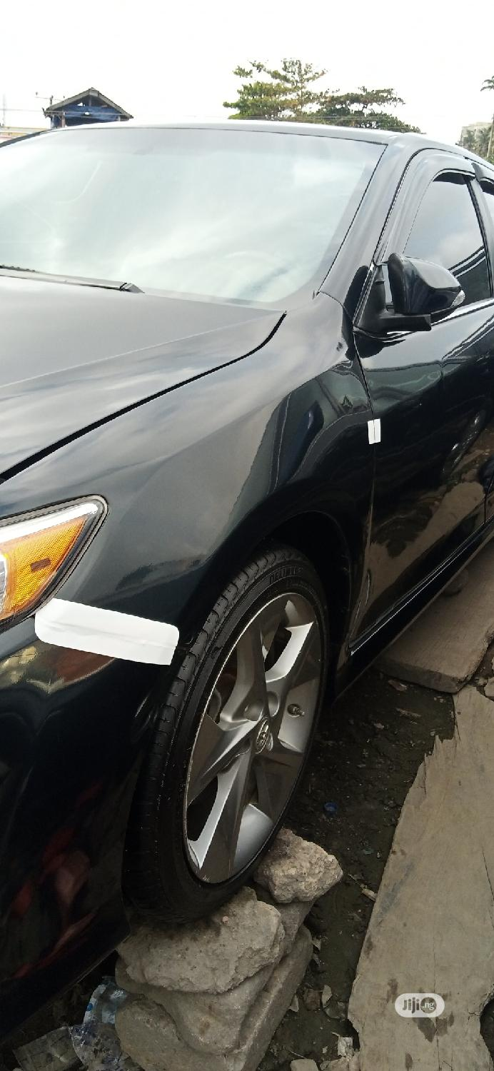Toyota Camry 2013 Black | Cars for sale in Apapa, Lagos State, Nigeria