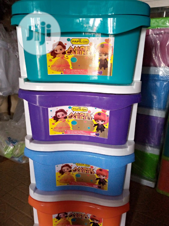Baby Drawer Or Baby Wardrobe | Children's Furniture for sale in Ifako-Ijaiye, Lagos State, Nigeria