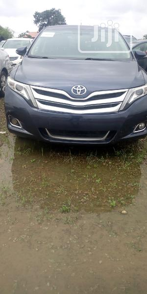 Toyota Venza 2013 Limited AWD V6 Blue | Cars for sale in Abuja (FCT) State, Kubwa