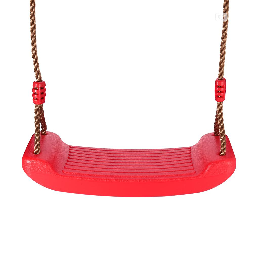 High-Quality Swing Seat With Adjustable Nylon Hanging Rope