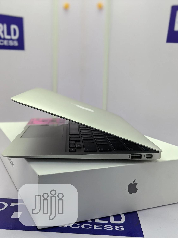 Laptop Apple MacBook Air 4GB Intel Core I5 SSD 128GB | Laptops & Computers for sale in Ikeja, Lagos State, Nigeria