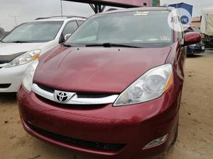 Toyota Sienna 2009 XLE Limited AWD Red   Cars for sale in Lagos State, Ikeja
