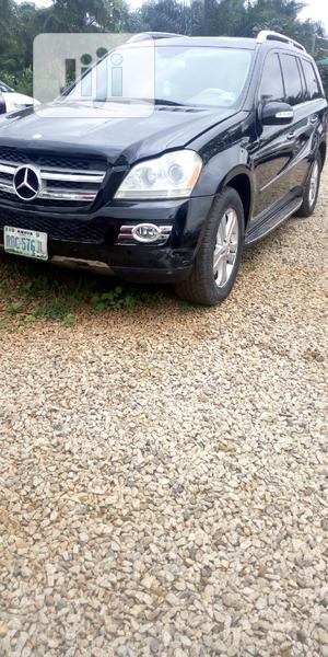 Mercedes-Benz GL Class 2007 GL 450 Black | Cars for sale in Abuja (FCT) State, Kubwa
