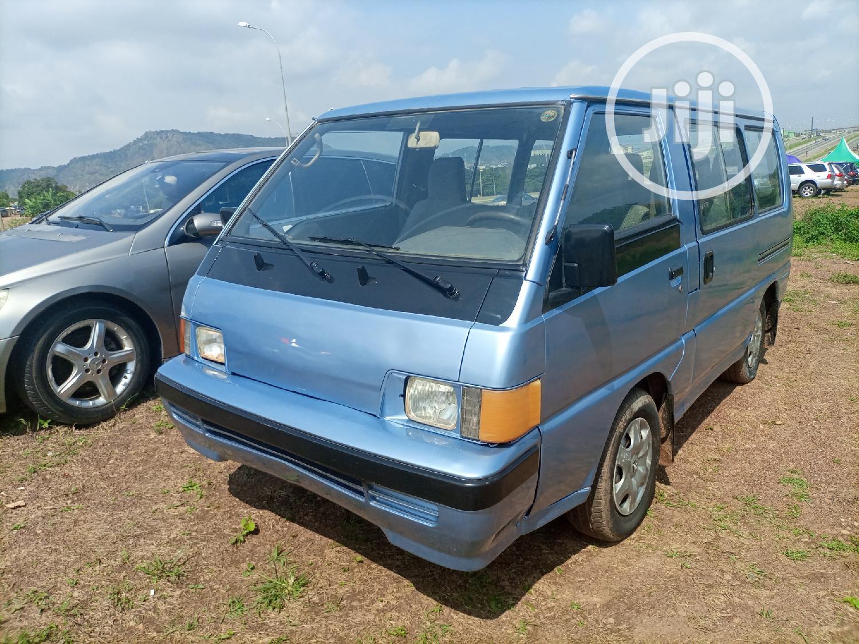 Mitsubishi L300 1997 Blue   Buses & Microbuses for sale in Kubwa, Abuja (FCT) State, Nigeria