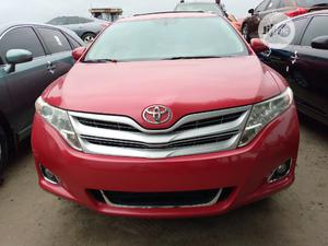 Toyota Venza 2012 V6 Red | Cars for sale in Lagos State, Apapa