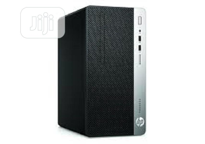 Archive: New Desktop Computer HP ProDesk 400 8GB Intel Core i7 HDD 1T