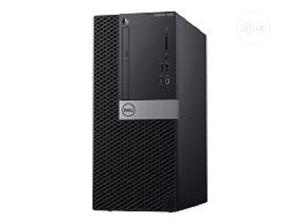 New Desktop Computer Dell OptiPlex 7070 4GB Intel Core i7 HDD 1T | Laptops & Computers for sale in Lagos State, Ikeja