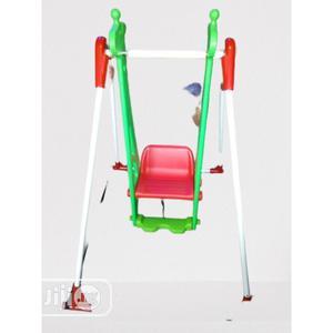 Kids Single Giraffe Swing Plastic Playground Equipment D111 | Toys for sale in Lagos State, Alimosho