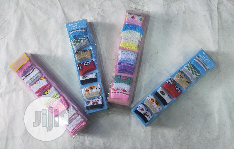 7in1 Baby Socks