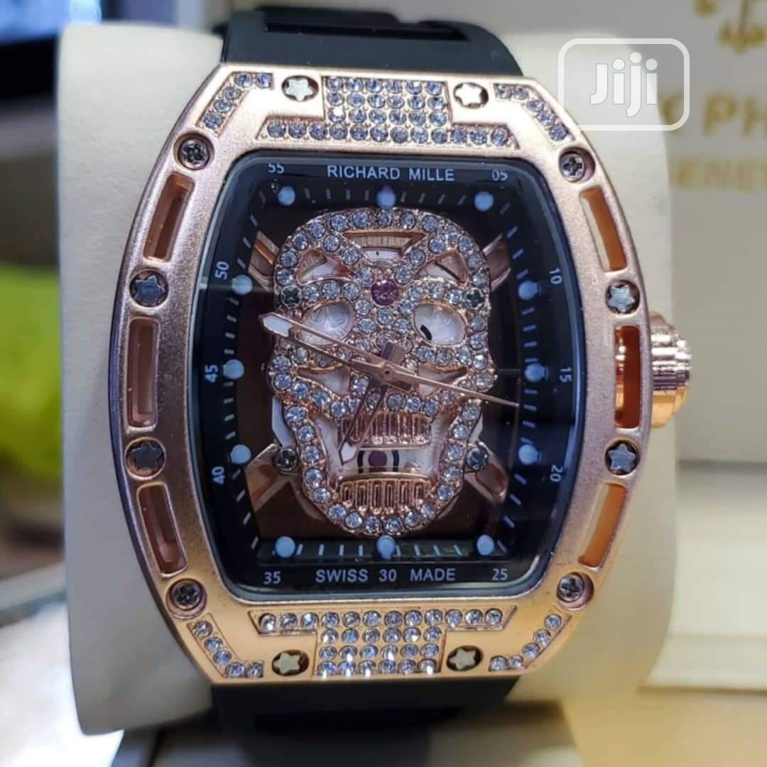 Richard Miller Wrist Watch