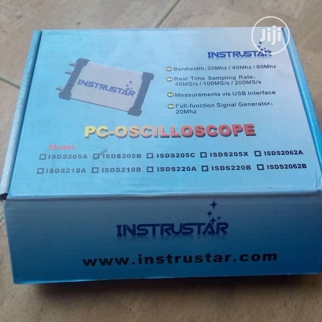 Isds205a PC USB Oscilloscope | Medical Equipment for sale in Amuwo-Odofin, Lagos State, Nigeria