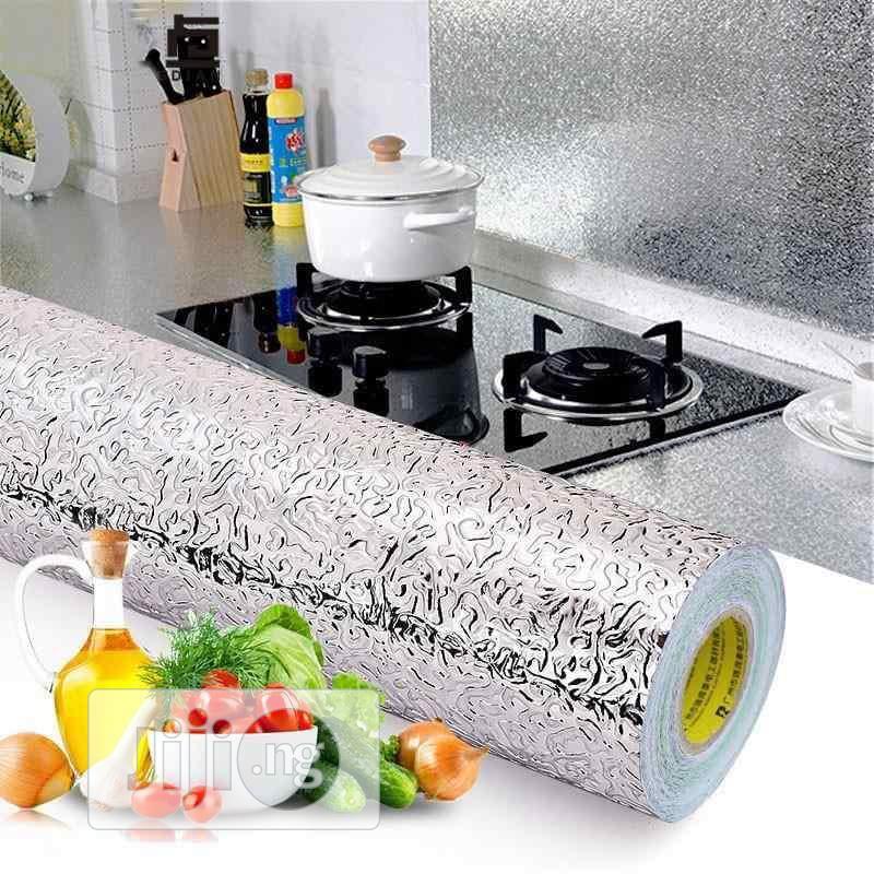 Kitchen Self Adhesive Foil Sticker
