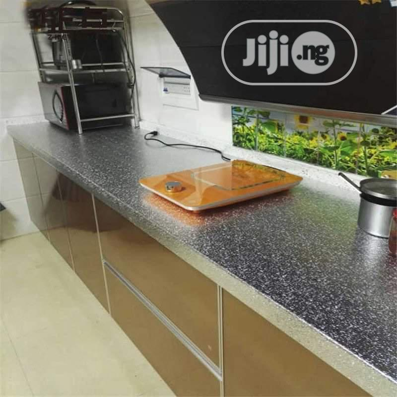 Kitchen Self Adhesive Foil Sticker | Kitchen & Dining for sale in Ikeja, Lagos State, Nigeria