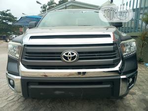 Toyota Tundra 2014 Gray   Cars for sale in Lagos State, Amuwo-Odofin