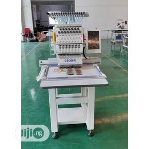 Crown One Head Monogram Machine | Manufacturing Equipment for sale in Lagos State, Lagos Island (Eko)