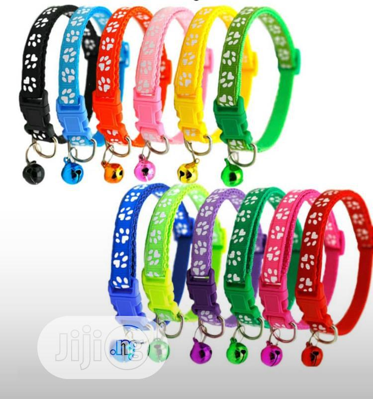 Bell Collars For Pet Dogs And Cats