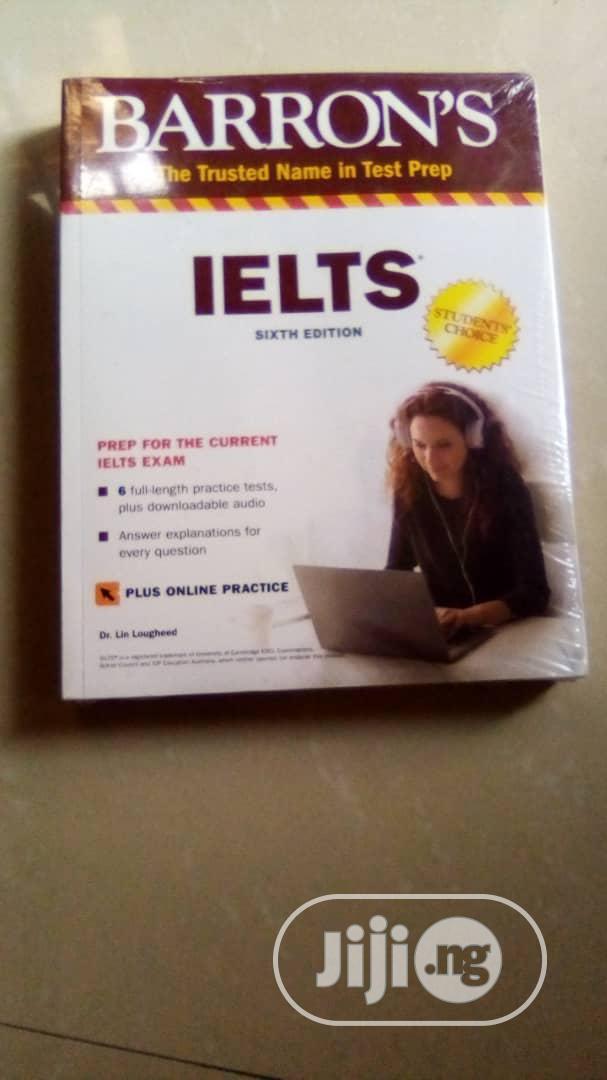 IELTS Latest Edition.