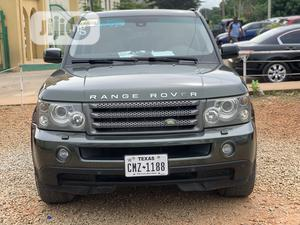 Land Rover Range Rover Sport 2007 Green | Cars for sale in Abuja (FCT) State, Gwarinpa