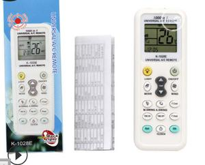Universal Replacement AC Remote Control | Home Appliances for sale in Lagos State, Ojodu