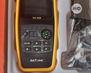 Satlink Digital Satellite Finder WS-6933   Accessories & Supplies for Electronics for sale in Rivers State, Port-Harcourt