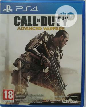 Ps4 Call of Duty: Advanced Warfare | Video Games for sale in Lagos State, Agege
