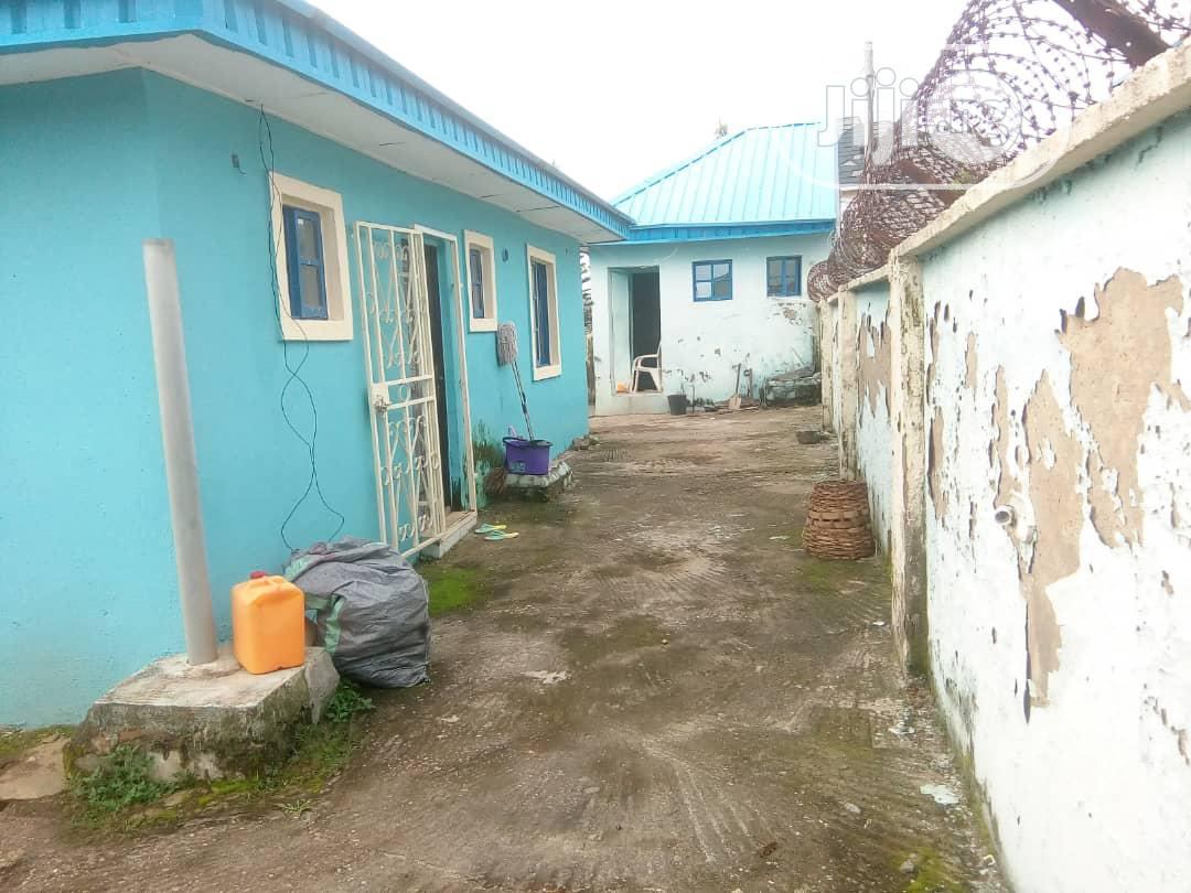 A Block of Bungalow With a BQ for Sale in Apo Abuja