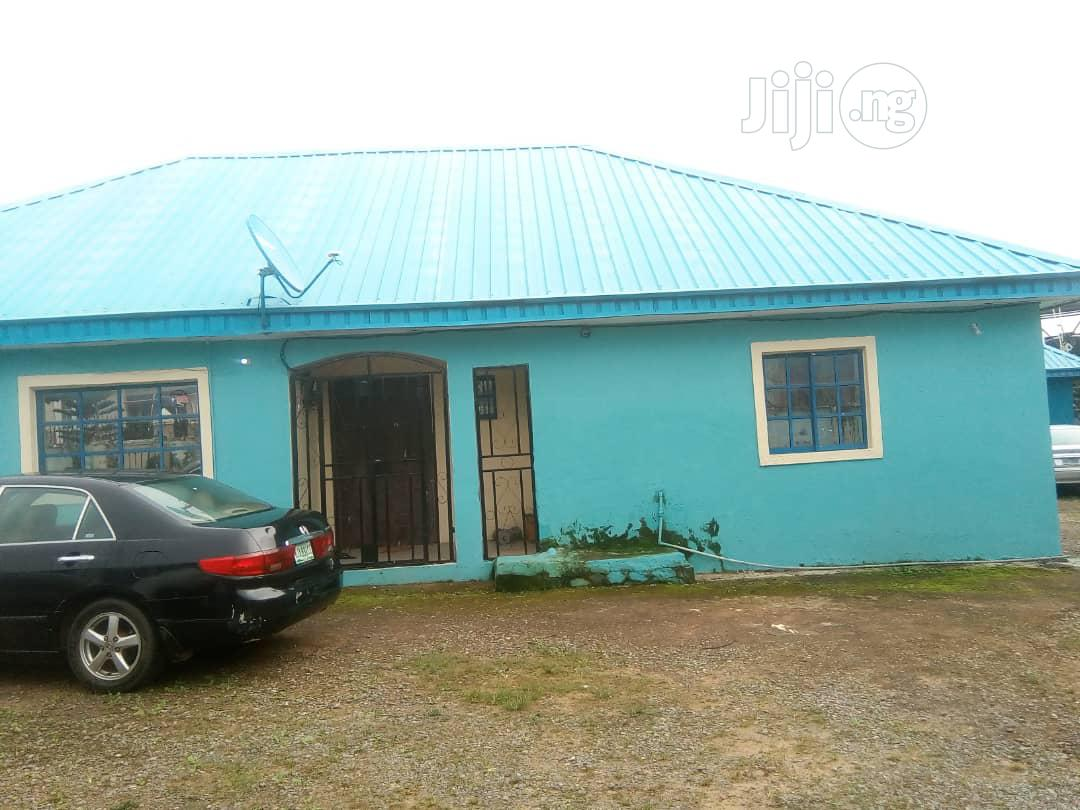 A Block of Bungalow With a BQ for Sale in Apo Abuja | Houses & Apartments For Sale for sale in Apo District, Abuja (FCT) State, Nigeria