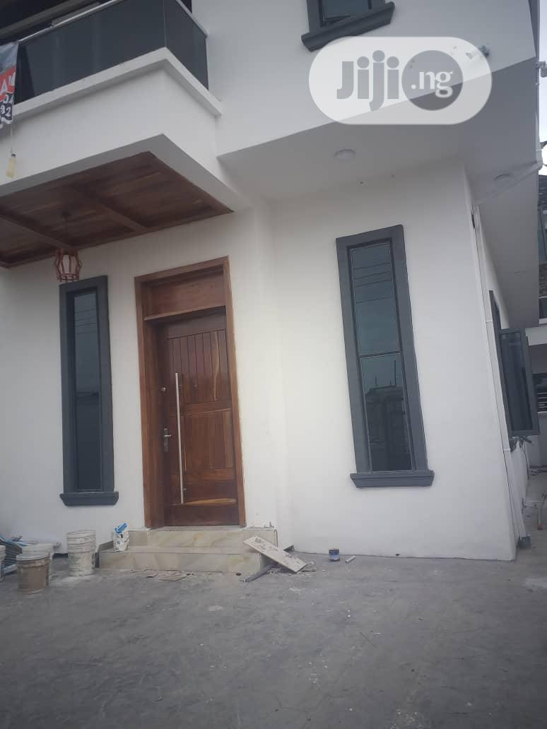 5 Bedroom Fully Detached Duplex With A Bq Available For Sale