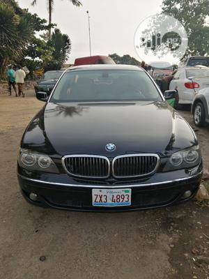BMW 7 Series 2007 Black | Cars for sale in Lagos State, Ikeja