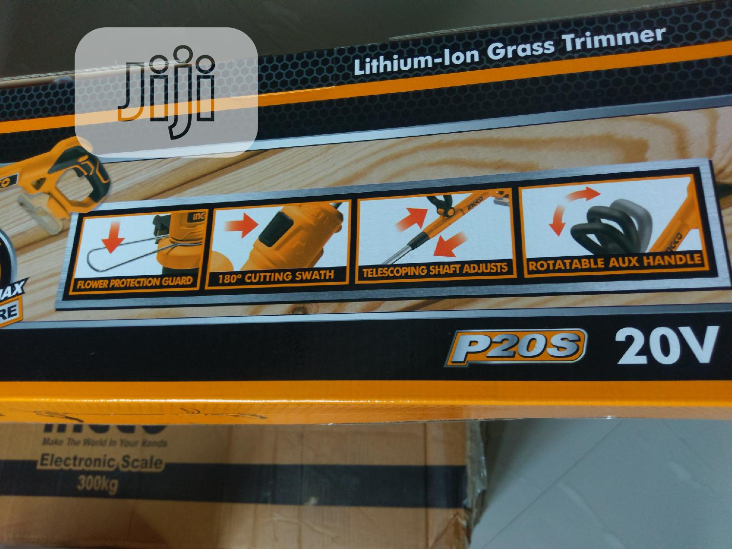20v Lithium-ion Grass Trimmer   Garden for sale in Ojo, Lagos State, Nigeria