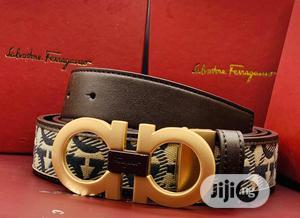 Original Salvatore Ferragamo Belts | Clothing Accessories for sale in Lagos State, Lagos Island (Eko)