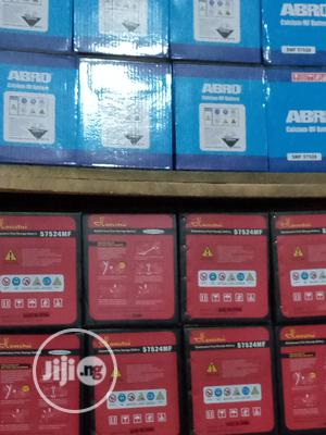 Dry Cell Korea Everstart Korea Battery For Car And Jeep | Vehicle Parts & Accessories for sale in Lagos State, Lagos Island (Eko)