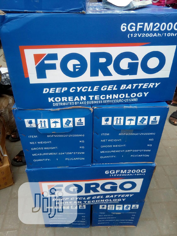 200ah Battery