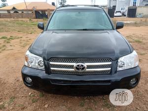 Toyota Highlander 2007 Hybrid Limited Black   Cars for sale in Kwara State, Ilorin West