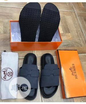 Designer Herms Palm Slippers | Shoes for sale in Lagos State, Lagos Island (Eko)