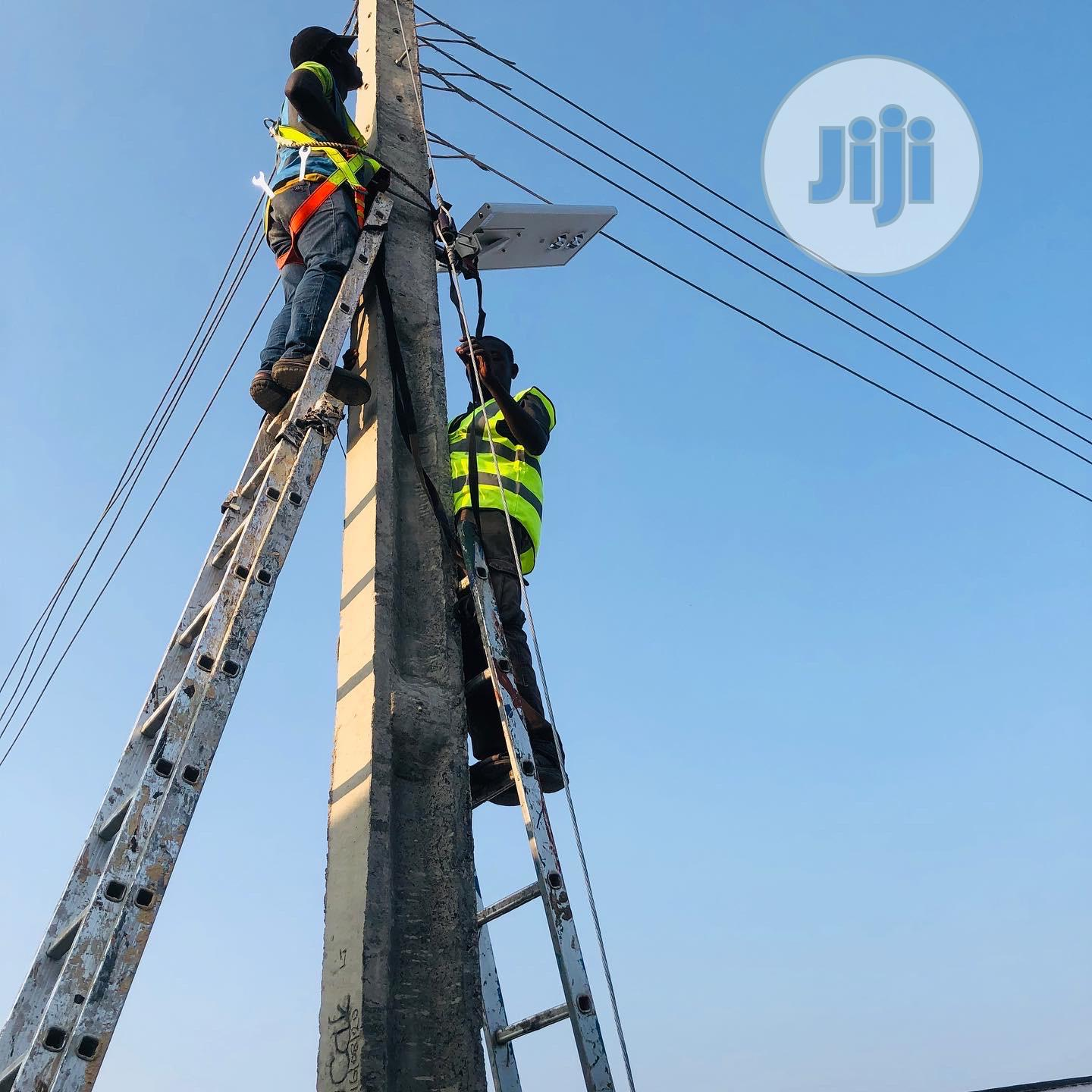 All In One Solar Street Light | Building & Trades Services for sale in Lekki, Lagos State, Nigeria