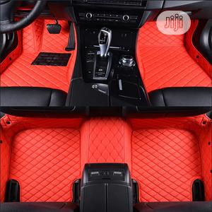 Cream Leather Five Seater Foot Pads | Vehicle Parts & Accessories for sale in Lagos State, Ikeja