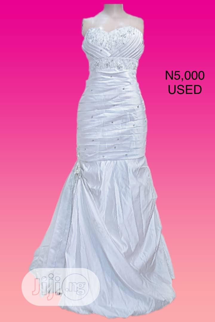 Wedding Dress Clearance Sale Prices From 5k In Ikeja Wedding Wear Accessories Basketnwrappers Jiji Ng For Sale In Ikeja Buy Wedding Wear Accessories From Basketnwrappers On Jiji Ng