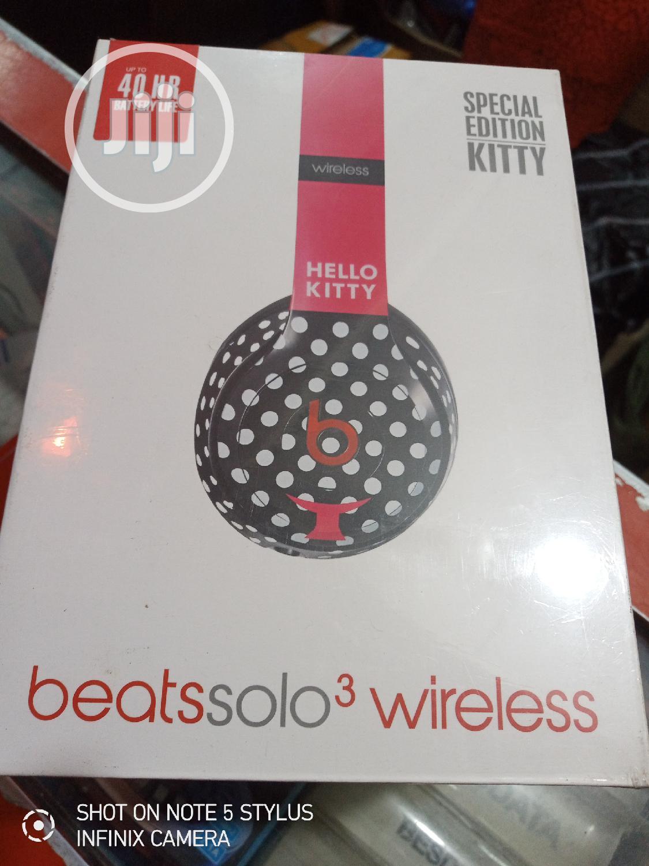 Archive: Beats Solo 3 Hello Kitty Wireless Headphones