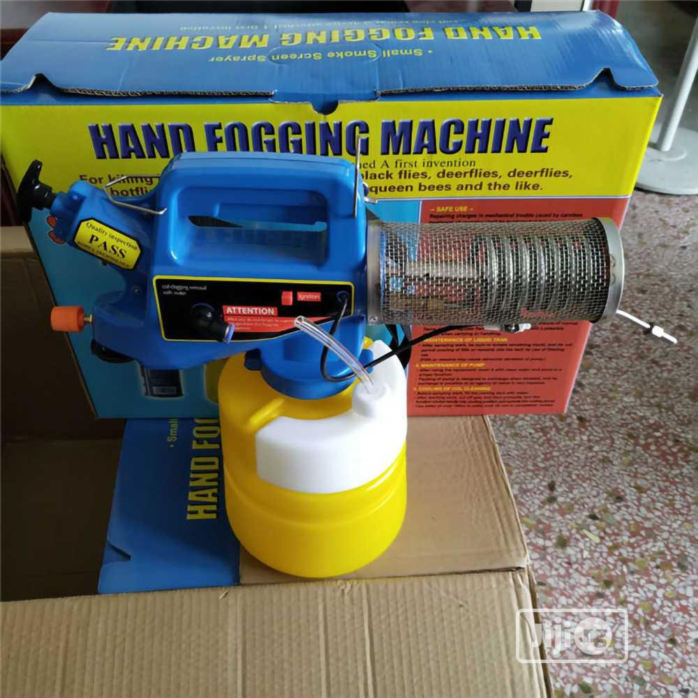 Hand Fumigation Fogging Machine   Safety Equipment for sale in Central Business Dis, Abuja (FCT) State, Nigeria
