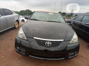 Toyota Solara 2007 Black | Cars for sale in Abuja (FCT) State, Kubwa