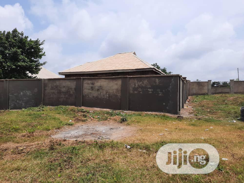 Affordable, Fenced And Gated Land In Ibadan With C Of O