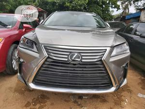 Lexus RX 2017 350 AWD Gray | Cars for sale in Lagos State, Amuwo-Odofin